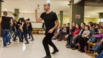Santi Serratosa portarà a La Marfà el taller produït pel festival Càntut