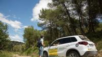 El personal del Pla d'Informació i Prevenció d'Incendis Forestals (PVI) de la Diputació de Barcelona cobreix amb vehicles 93 rutes per tota la demarcació