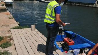 Denunciada per segon cop una empresa de Sant Carles de la Ràpita per transport marítim de persones sense permís i sense seguretat