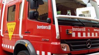 Tres morts i un ferit greu en un incendi al barri de la Barceloneta