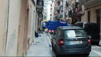 Tres morts i quatre ferits, un d'ells de gravetat, en un incendi al barri de la Barceloneta