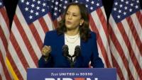 Kamala Harris, candidata a la vicepresidència dels EUA pel Partit Demòcrata