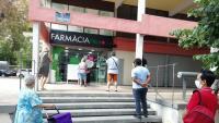 Proves de coronavirus ahir al barri del Besòs Maresme