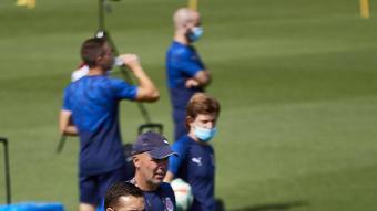 Francisco , l'entrenador del Girona