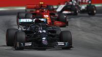 Hamilton per davant de Leclerc en la qualificació