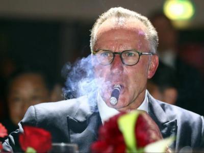 Karl-Heinz Rummenigge, president honorífic del Bayern de Munic