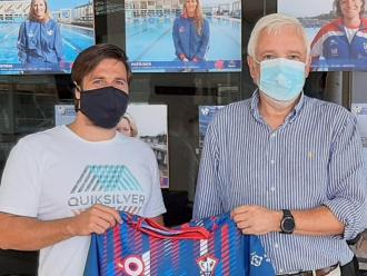Óscar Aguilar fitxa pel CN Mataró