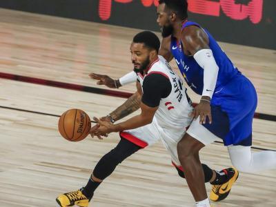 """Els Raptors, en plena forma per als """"play-off"""""""