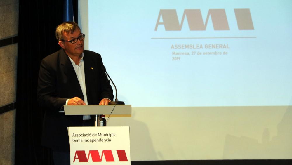 Josep Maria Cervera, alcalde de Port de la Selva, i president de l'AMI