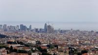 L'episodi d'alta contaminació per pols en suspensió s'ha activat a tot Catalunya