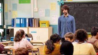 David Verdaguer és el tutor d'una classe de sisè de primària i topa amb un conflicte inesperat