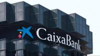La seu de CaixaBank a Barcelona