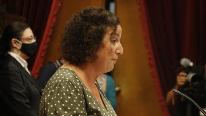 La diputada del PSC, Alícia Romero