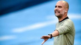 Pep Guardiola ha parlat avui de Messi.