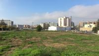 Terrenys entre els barris de Cappont i la Bordeta de Lleida