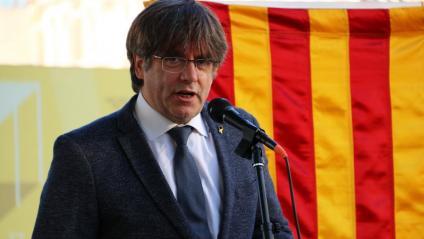 Carles Puigdemont, expresident de la Generalitat i líder de JxCat