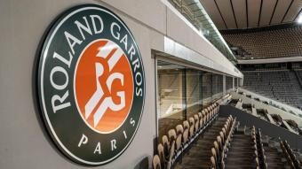 Les instal·lacions de Roland Garros