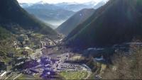 Vista d'Encamp (Andorra)
