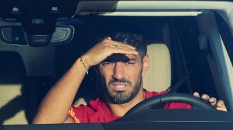 Luis Suárez deixa el Barça després de sis temporades