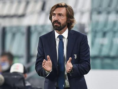 Pirlo en la seva estrena al Juventus Stadium
