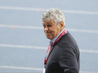 Lucescu, als 75 anys, a la banqueta del Dinamo de Kíev