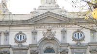 L'edifici del Tribunal Suprem