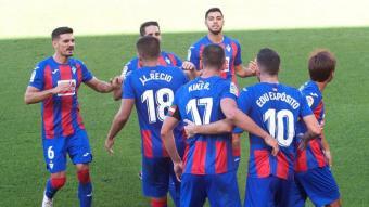 L'Eibar -Athletic no es podrà jugar divendres