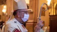El cardenal de Barcelona, Joan Josep Omella