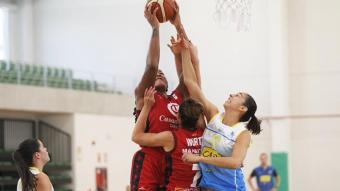 El Casademont Saragossa tampoc podrà jugar la segona jornada de la lliga femenina