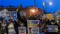 Una protesta a Chicago contra la sentència