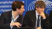 El Parlament Europeu ha desmentit la acusació contra Toni Comin i Carles Puigdemont feta per un eurodiputat de Vox d'haver cobrat dietes indegudament