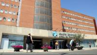 Façana de l'hospital Arnau de Vilanova de Lleida