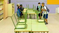 Sindicats d'educació convoquen vaga a l'ensenyament públic el 9 i el 15 d'octubre