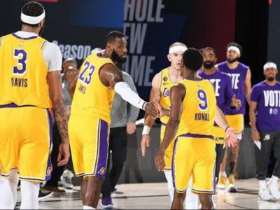 Els Lakers , camí de la final pel títol