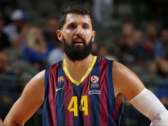 Mirotic serà el líder del Barça molts anys