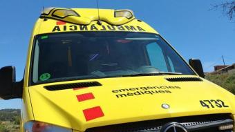 Mor el conductor d'un turisme en una col·lisió amb un camió a Alpicat