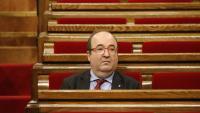 El secretari general del PSC, Miquel Iceta