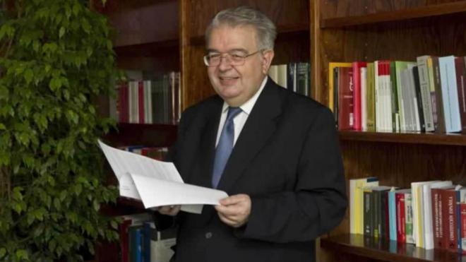 Juan José González Rivas, president del Tribunal Constitucional