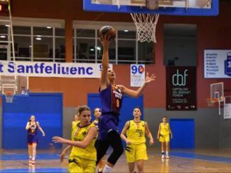 El Barça CBS serà un dels finalistes de la Lliga Catalana Femenina 2