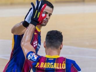 Rodrigues va fer tres gols contra el Lleida