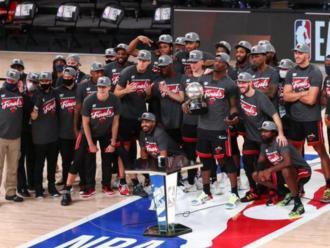 Heat campions de la final de la Conferència Est