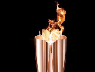 La torxa olímpica