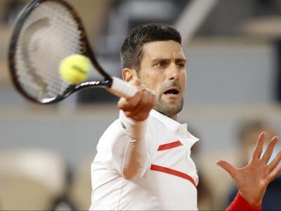 Cop de dreta de Djokovic