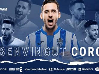 Coro anunciat com a nou jugador 'balearico'