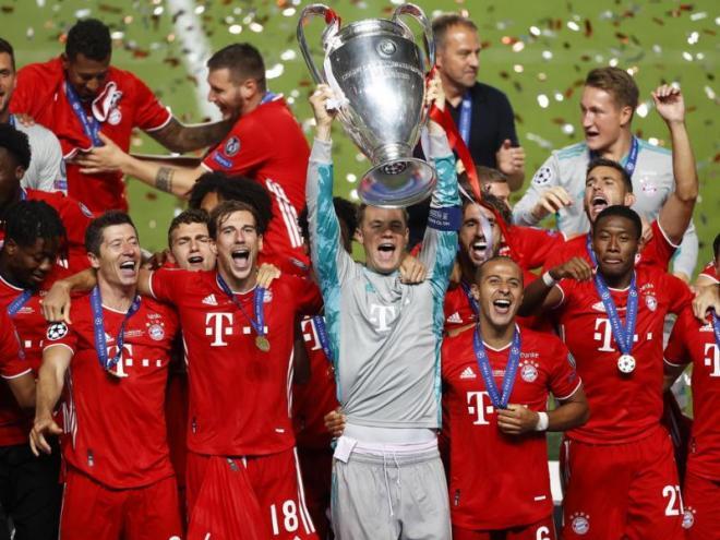 El Bayern, campió de la Chamnpions 2020