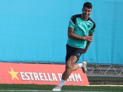 Marc Roca està vivint les seves últimes hores com a jugador de l'Espanyol.