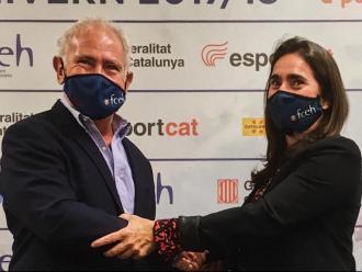 Mònica Bosch i Òscar Cruz oficialitzen el relleu