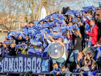 Els aficionats del Sabadell no podran entrar