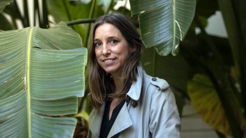 <b>L'escriptora</b> ha guanyat el Premi Josep Pla i el Premi Anagrama