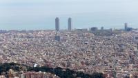 Vistes de la ciutat de Barcelona